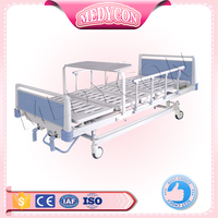 MDK-T315 hospital bed table with drawer paralysis patient bed supplier hospital equipment list