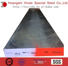 Machined Hot Work Tool Steel H13 1.2344 Steel Flat Bar Made In Huangshi