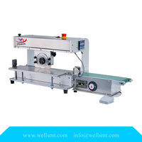 CY-F500 PCB separator machine with conveyor belt