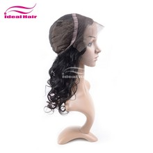 tight curly lace wig virgin indian human hair full lace wig