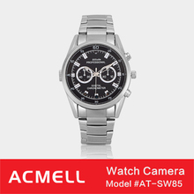 Fashion Style SW85 HD1080P Watch Hidden Camera with Night Vision