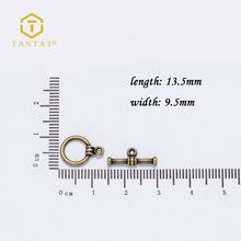 Wholesale jewelry necklace hook clasp types toggle clasps class
