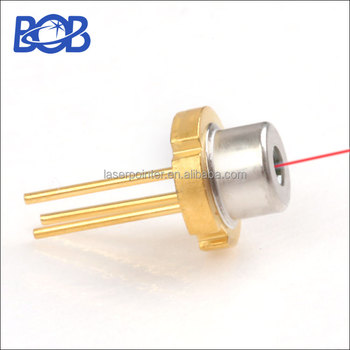 670nm diode laser 5mw TO18 low current