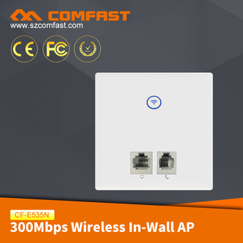 COMFAST CF-E535N Universal 300M Wireless In wall AP 48V Wifi Access Point