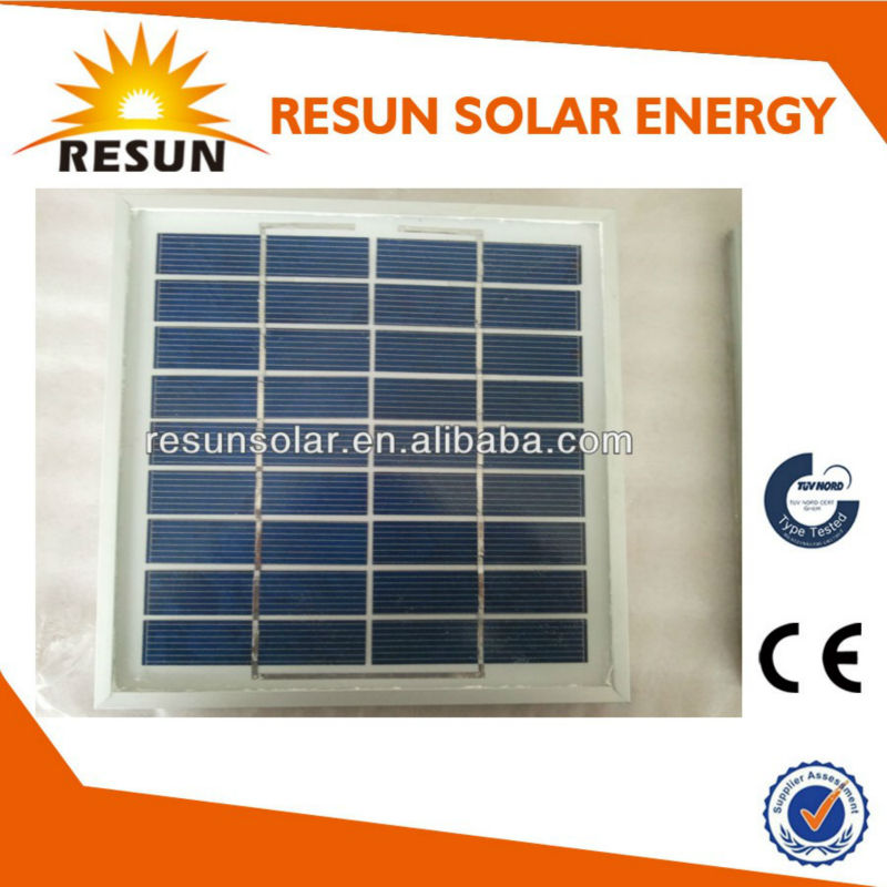 hot selling factory direct sale small solar panel 3W 9V