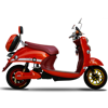 Optional Color And High Speed 60V 1000w Electric motorcycle / electric scooter /electric bike