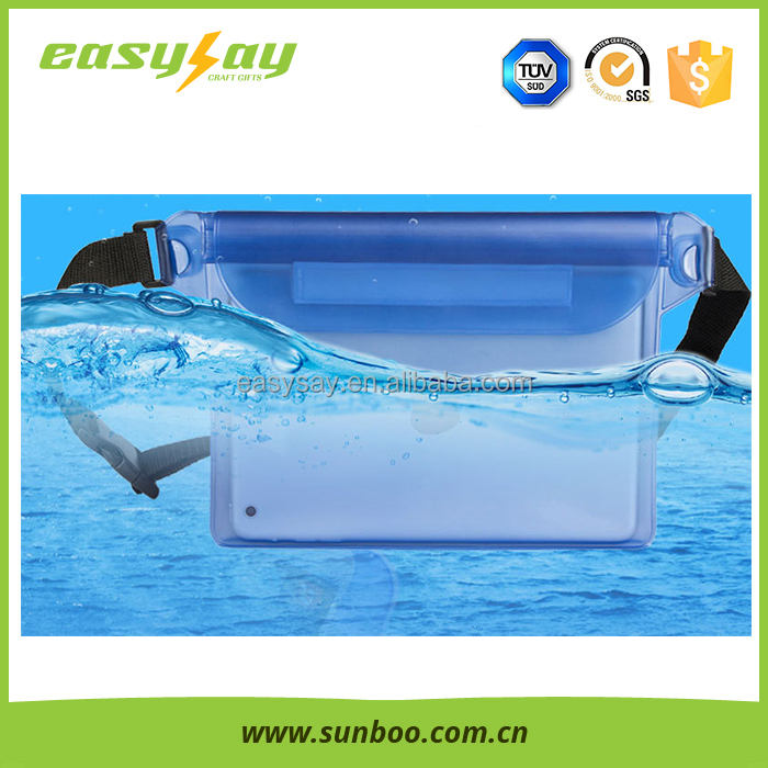 For ipad mini/ipad waterproof cell phone case dry bag for phone water resistant phone case