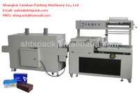 automatic vermicelli packing shrink wrapping machine