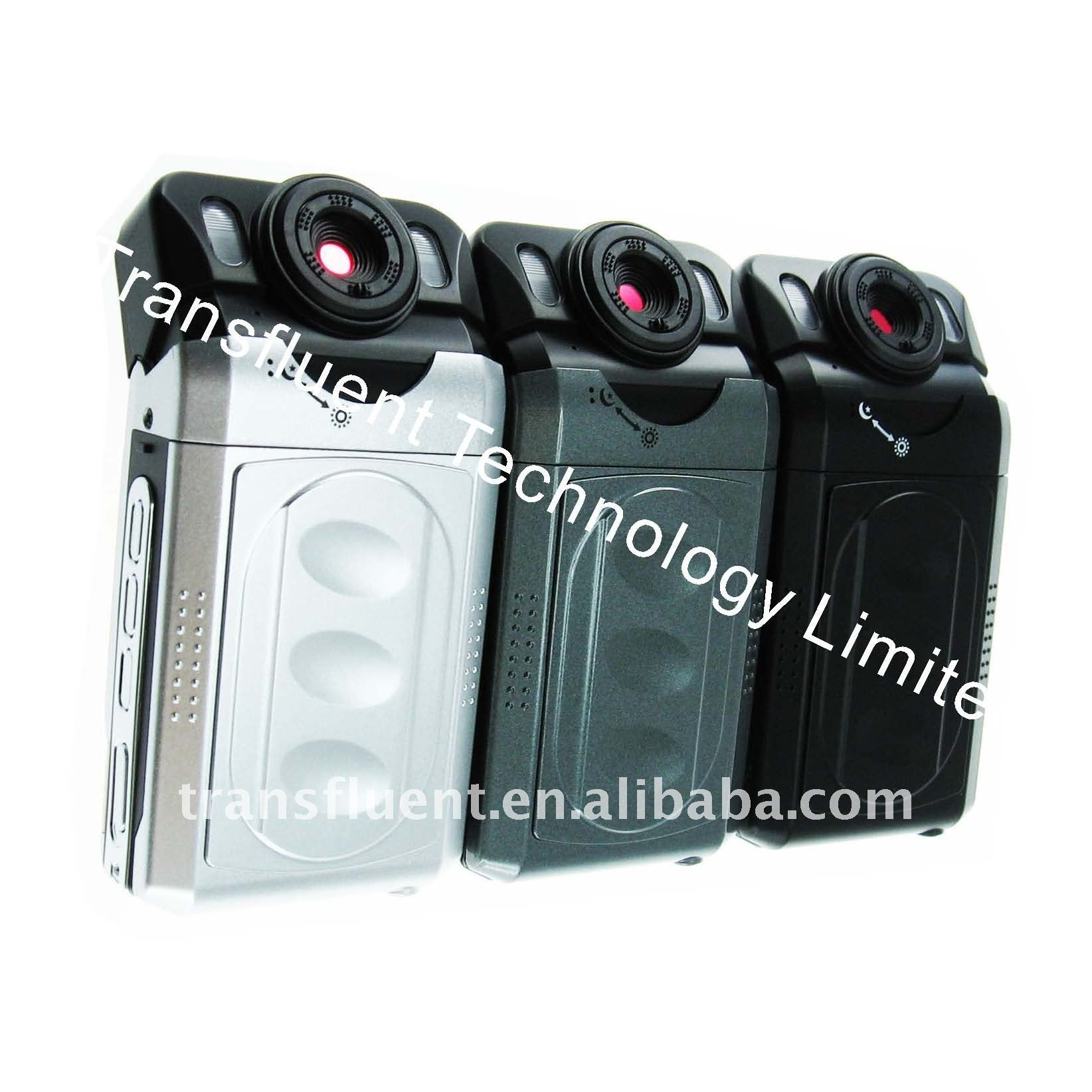 HOT!!! Full HD1080p digital video camcorder with 120 Degree and H.264