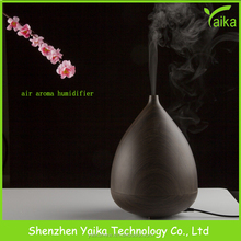 Yaika Real wood ultrasonic aroma diffuser humidifier, wood essential oil diffuser,aromatherapy diffuser