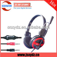 Top High Hot sell stereo headphone computer accessory