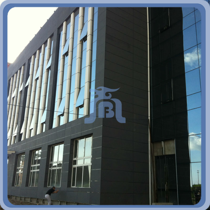 New building material light weight waterproof exterior for Exterior wall construction materials