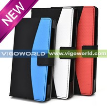 For ZTE Blade L3 case, new products flip case for zte blade l3, for 5 inch mobile phone case