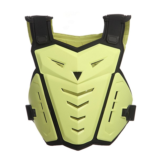 Motorcycle Protective Apparel Motorcycle Jacket Back Chest Armor Full Body Protector