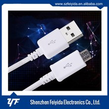 MFI Portable Phone To Phone Emergency Charging Charger Micro USB Cable For Android
