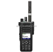 mobile radio XIR P8268 VHF/UHF digital portable hf two way radio FOR MOTOROLA