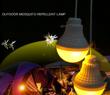 Outdoor Camping Anti Mosquito Flying Insect Killer Lamp For Sale