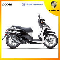 ZNEN MOTOR-- S Zoom.s (Patent gas mobility scooter ,EEC, EPA, DOT) two wheel scooter