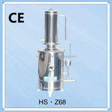 laboratory use 10L output stainless water distiller water distilling apparatus distilled water