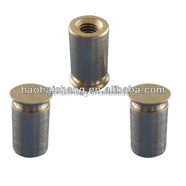 Automobile wheel nuts For switching power supply
