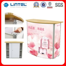 portable modern shop promotion counter for sale