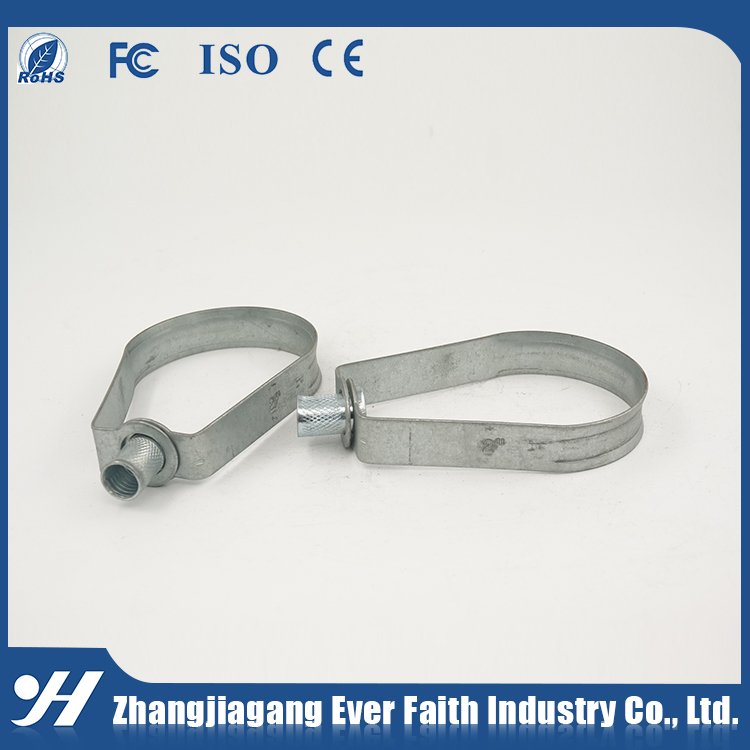 Hot Rolled Steel Hot Sale Lock Ring Clamp