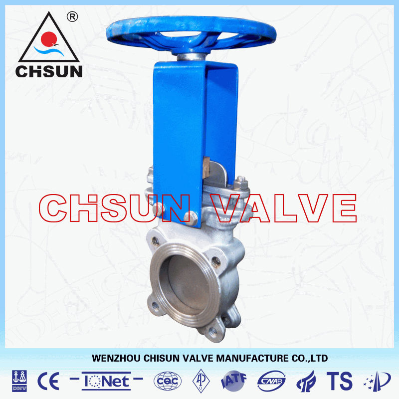 QB Knife Gate Valve for Steam, Water and Oil