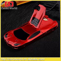 Sport Car Plastic Hard Phone Case For iPhone 6 Cellphone Case