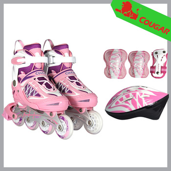Inline skate combo set MZS851