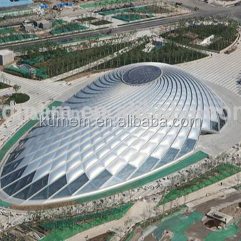 ETFE Film Structure Membrane Cushions Project