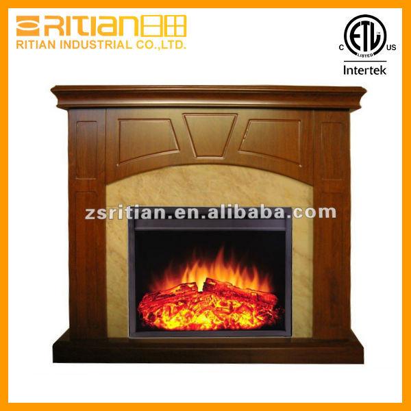 Foyer Electrique Modern Flames : Décoration flamme foyer électrique avec télécommande