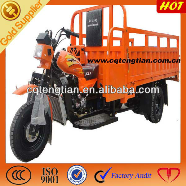 2013 High quality cargo new 3 wheel motorcycle