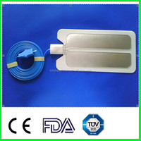 Electrical stimulation pads, Grounding pads