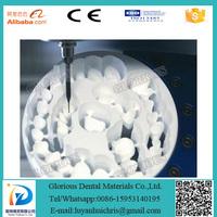 Ceramics Materials and Denture Materials Type Dental Zirconia Disk