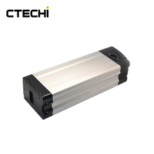 CTECHI 36v Ebike batteries lithium battery pack with shell bicycle battery