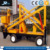 hydraulic aerial work lift high raise window cleaning equipment with diesel power for sale promotion