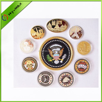 Disney certificated supplier of badge pin eco-friendly and high quality metal eagle pin badge metal pin badge