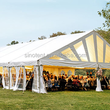 Wedding party tent in China for outdoor event