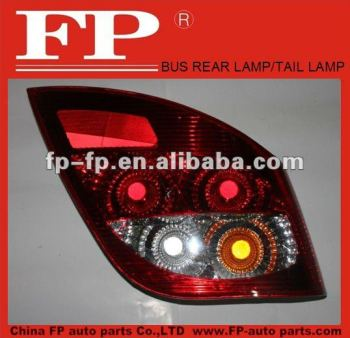 bus parts bus rear lamp bus tail lamp