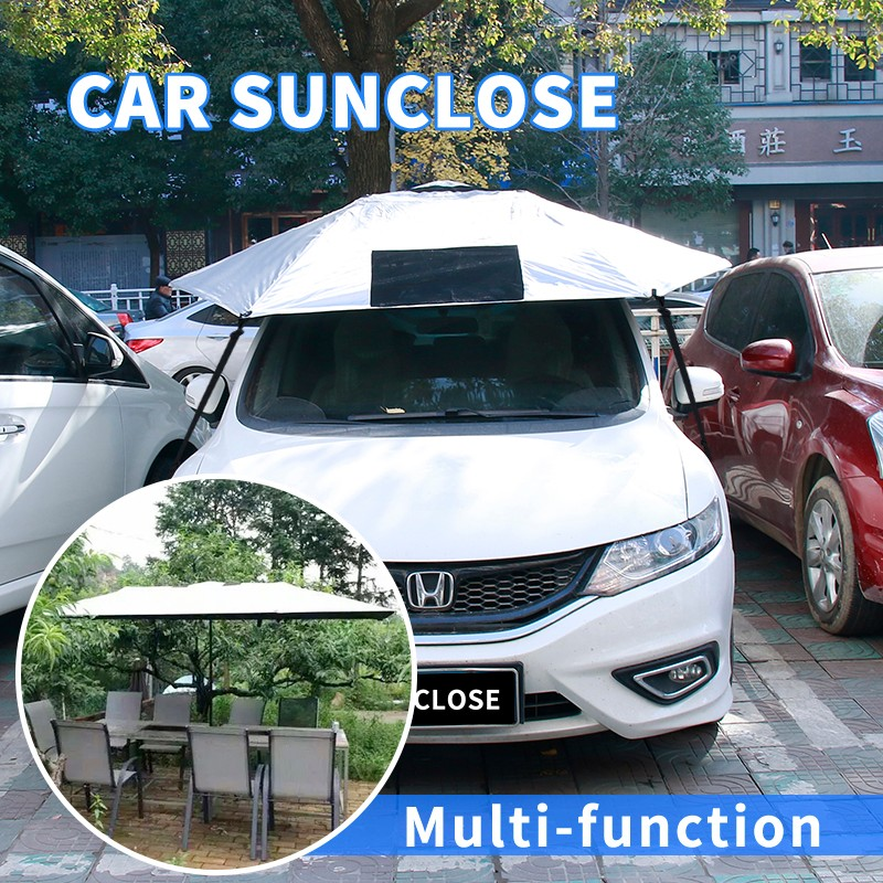 SUNCLOSE hot sale huge car sunshade sale waterproof patio furniture covers fashionable sofa covers waterproof car tent for car