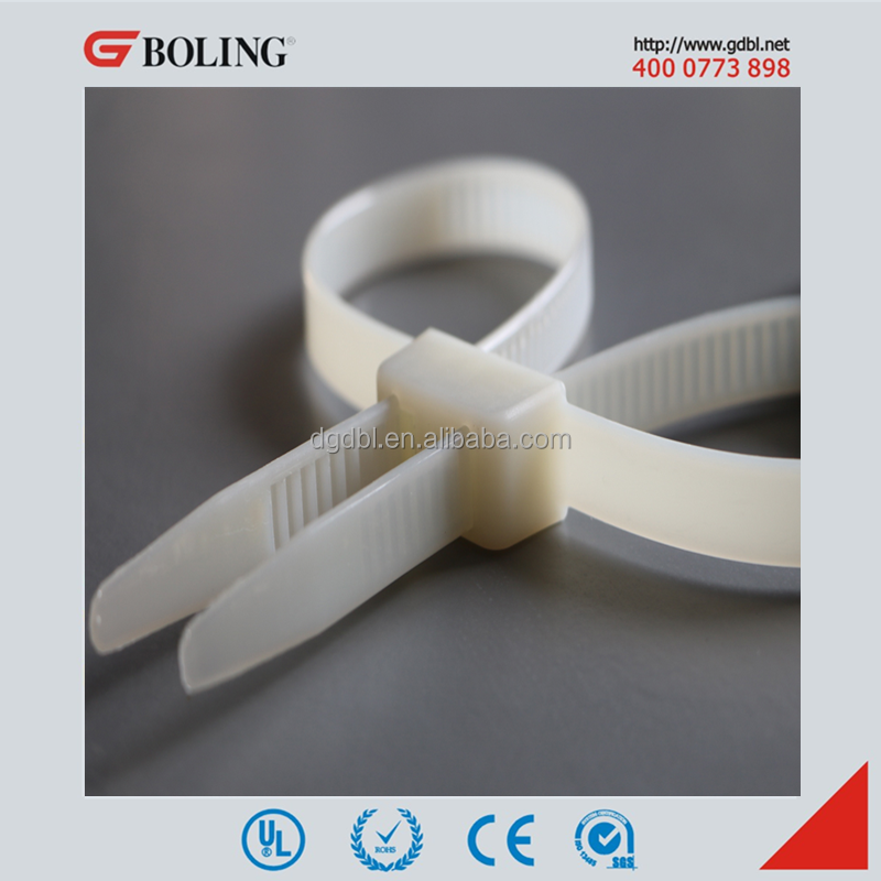 Plastic nylon tie wraps handcuffs tie security ties