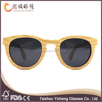 Imitation wooden sunglasses for lady made by Oak Wood