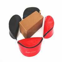 Soft Leather Eyeglass Case Soft Leather
