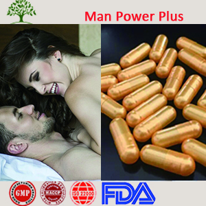 Natural Strong Man Power Sex Epimedium Maca Ginseng Extract Capsule