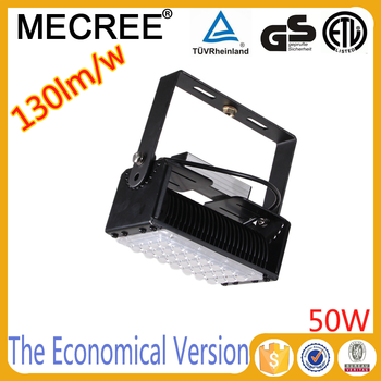 Ultra slim smd cob outdoor 50w led flood light