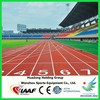 Stadium Synthetic Athletic Rubber Roll Running
