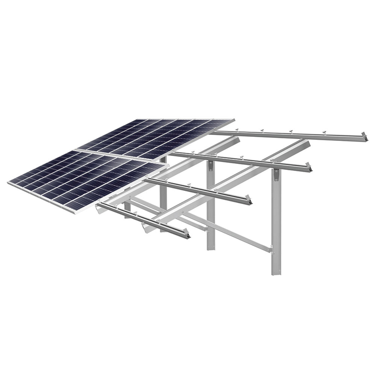 Weather Resistance Solar Panel Stand