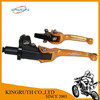 CNC Folding Brake Clutch Levers Pit Dirt Bike Pitpro Pitster Pro Piranha DHZ SSR