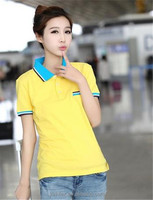 100% cotton plain polo t-shirt and original polo t shirt factory in China