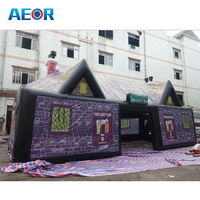 large inflatable pub for sale/high quality inflatable pub tent for party